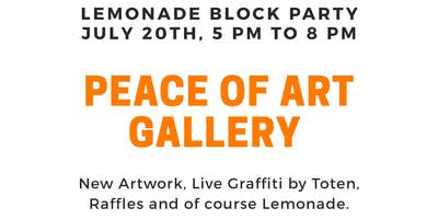 Lemonade Block Party