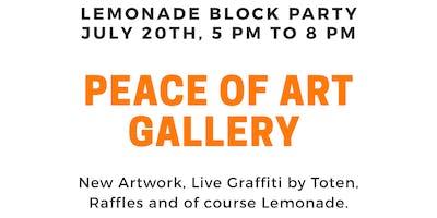 Lemonade Block Party