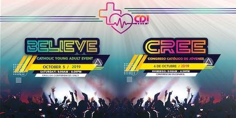CDJ 2019 | Congreso de Jóvenes (El Sembrador) tickets