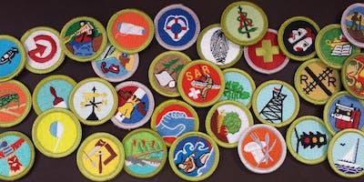 Boy Scout Troop 370 Merit Badge Clinic - August 2019