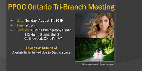 PPOC Ontario Tri-Branch Meeting tickets