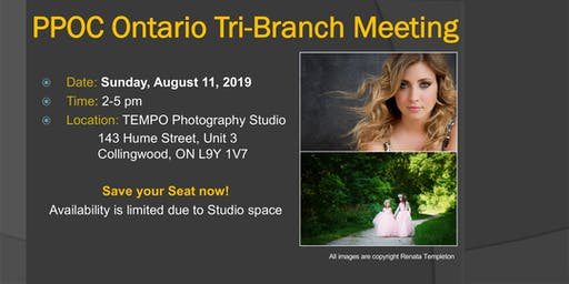 PPOC Ontario Tri-Branch Meeting