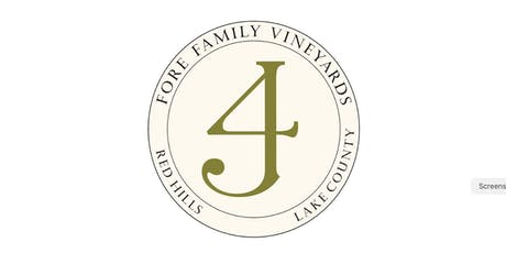 A Celebration of the Wines of Fore Family Vineyards tickets