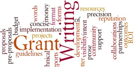 Grant Writing Assistance  Hands on Help! tickets