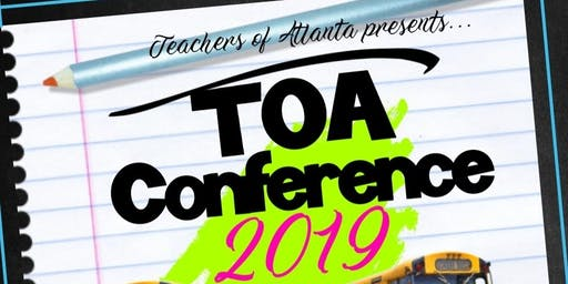TEACHERS OF ATLANTA CONFERENCE