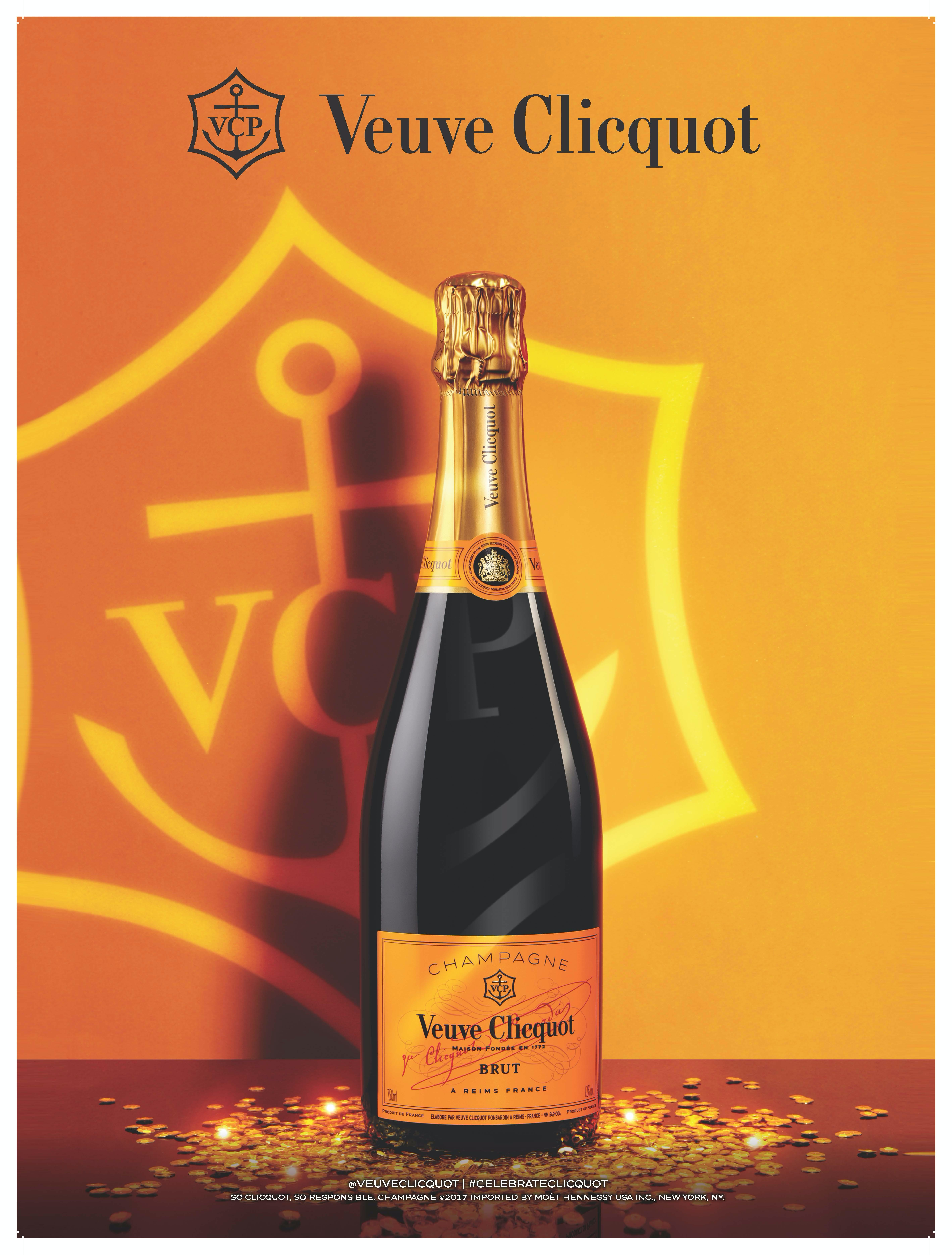Five Course Champagne Pairing Dinner featuring Veuve Clicquot