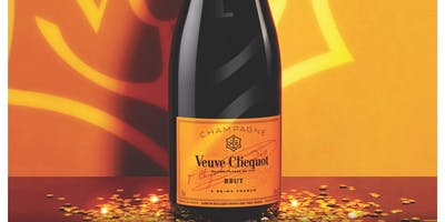 Five Course Champagne Pairing Dinner featuring ***** Clicquot