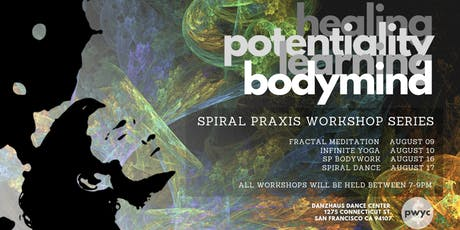 Spiral Praxis: Discover the Art and Science of Bodymind tickets