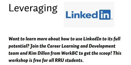 Leveraging LinkedIn tickets