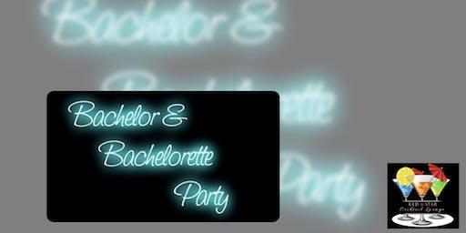 Bachelor vs Bachelorette Party
