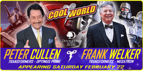 Cool World Comic Con tickets
