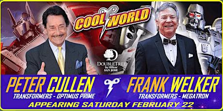 Cool World Comic Con tickets