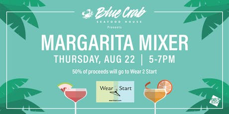 The Blue Crab Seafood House Presents The Margarita Mixer tickets