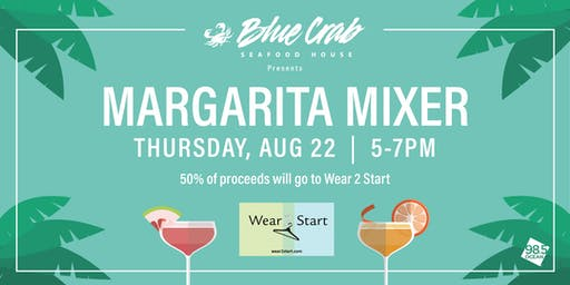 The Blue Crab Seafood House Presents The Margarita Mixer
