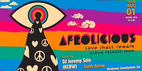 Afrolicious: Love Shall Remain Album Release Show tickets
