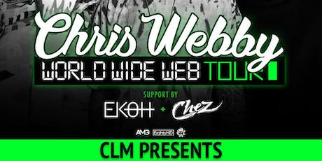 Chris Webby: The Worldwide Web Tour