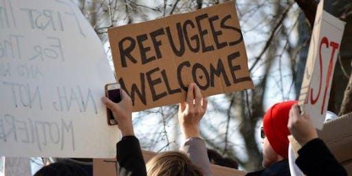 Kardashian-Free Conversation Club | Global Refugee/Migrant Crisis