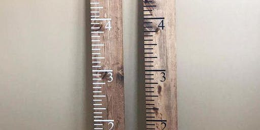 Personalized Large Ruler Workshop