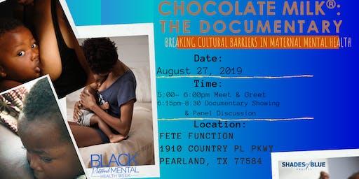 Black MMH Week: Chocolate Milk Documentary Showing