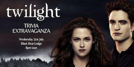 Twilight Trivia Extravaganza tickets