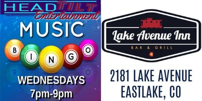Music Bingo at Lake Avenue Inn - Eastlake, CO