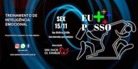 EU POSSO MAIS! tickets