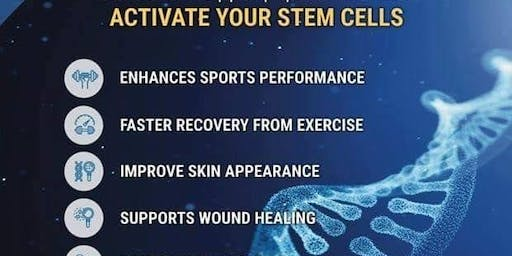 The Future is Now!  with wearable stem cell patches