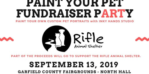 Paint Your Pet Fundraiser pARTy