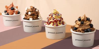 Pressed Juicery National Ice Cream Day $2 Freeze