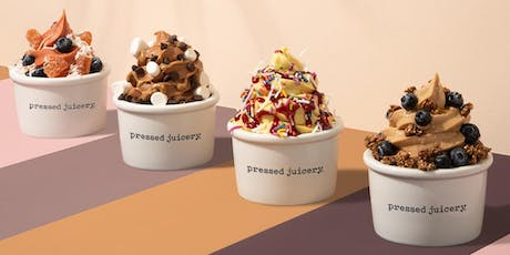 Pressed Juicery National Ice Cream Day $2 Freeze tickets