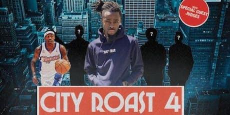 City Roast 4 tickets