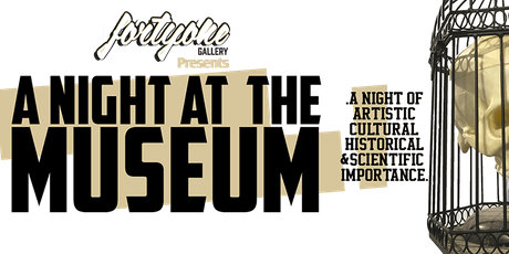 A Night At The Museum tickets
