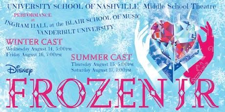 Frozen, Jr. tickets