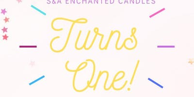 S&A Enchanted Candles Anniversary Party
