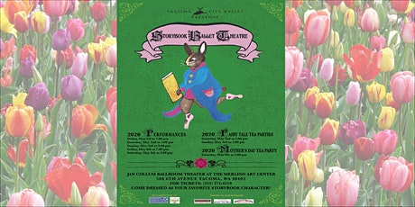Storybook Ballet & Fairy Tale Tea Party tickets