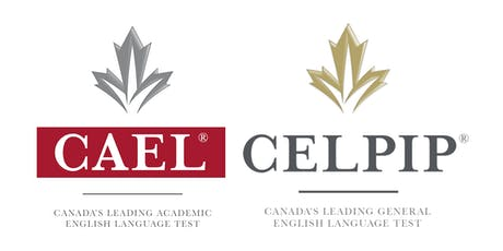 Free CELPIP / CAEL Workshop - Edmonton tickets