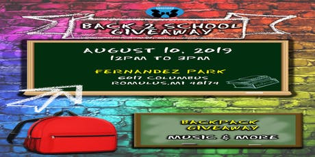 Back to School Giveaway Presented by Unspoken Knowledge Publishing, LLC tickets