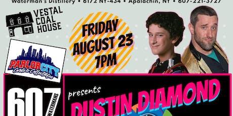 Trivia with Dustin Diamond  tickets