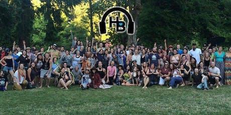 Heartbeat Silent Disco - Laurelhurst Park 7/28 6-9pm tickets