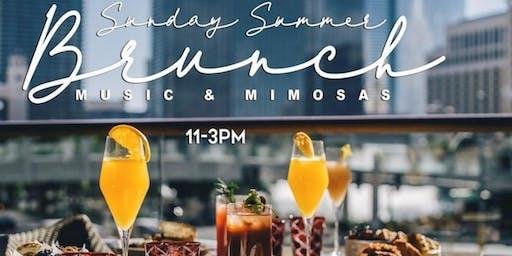 1st Sunday Summer R&B Brunch