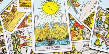 Learn the mystical art of  tarot tickets