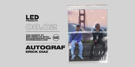 AUTOGRAF tickets