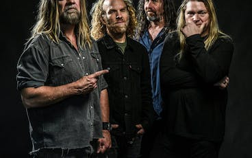 Corrosion of Conformity Reserved Table tickets