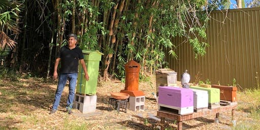 Natural Beekeeping 101 Workshop - August