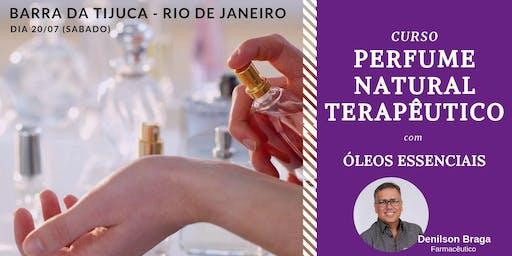 Perfume Natural Terapêutico - CURSO Rio de Janeiro/RJ