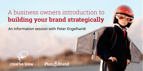 A business owners introduction to building your brand strategically.  tickets
