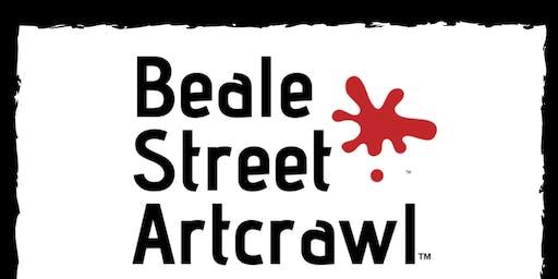 Beale Street Fall Artcrawl