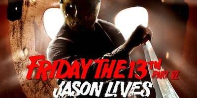 Friday the 13th Part VI: Jason Lives (1986) Movie Club Event