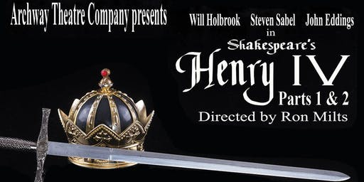 Shakespeare on the Green - Henry IV Two Night Event