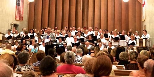 Summer Chorale Concert
